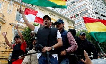 Golpista Camacho le pide a la OEA que suspenda las elecciones  | Golpe en bolivia
