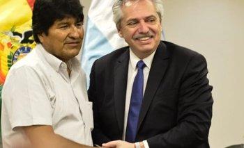 Los llamados de Alberto para salvar a Evo Morales | Golpe en bolivia
