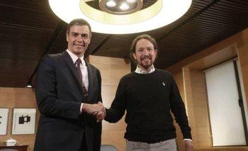 España: acuerdo entre PSOE y Podemos para formar gobierno | España