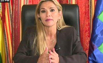 Jeanine Áñez se autoproclamó como presidenta de Bolivia | Golpe en bolivia