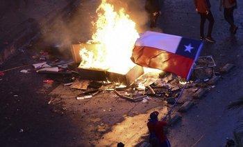 Evacuaron al embajador argentino en Chile | Crisis en chile