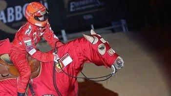 Emocionante homenaje de la hija de Schumacher a su padre | Michael schumacher