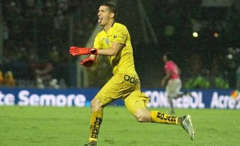 Colón reclama en el escritorio la Copa Sudamericana  | Copa sudamericana