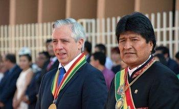 Evo y García Linera se suman al Grupo de Puebla | Grupo de puebla