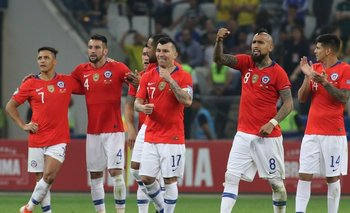 La Selección de Chile canceló su amistoso con Perú por la crisis | Crisis en chile