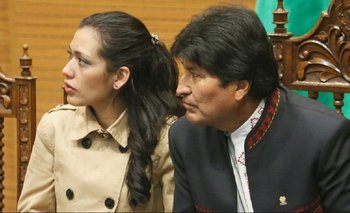 Policía boliviana agredió a la legítima sucesora de Evo | Golpe en bolivia