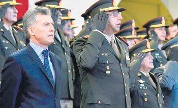 Antes de irse, Macri quiere ascender militares carapintadas | La retirada