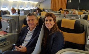A un mes de dejar la presidencia, Macri arranca su última gira | Macri presidente