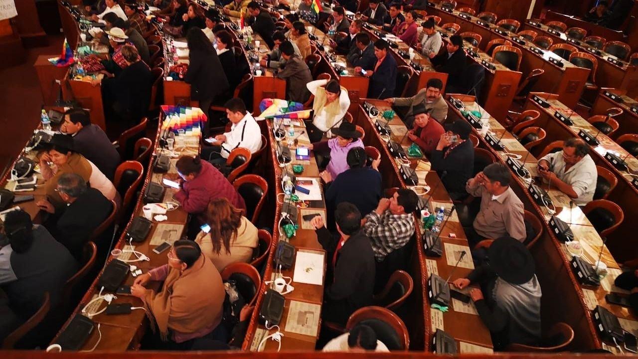 La Cámara de Diputados de Bolivia tiene nuevo presidente: ¿quién es?