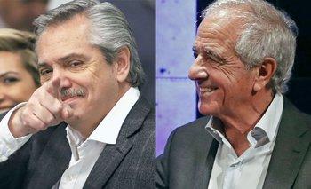 D'Onofrio elogió a Alberto al asumir | Alberto presidente