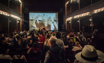 A sala llena: se presentó el documental sobre Vera Jarach | Vera jarach