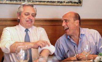 Alberto respaldó a Martínez de cara al balotaje en Uruguay | Elecciones uruguay