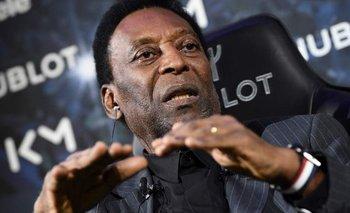 La dramática declaración de Pelé sobre su salud | Brasil