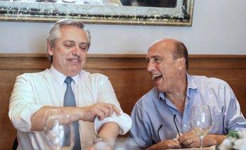 Alberto desmintió a Bullrich por la suba de naftas  | Alberto presidente