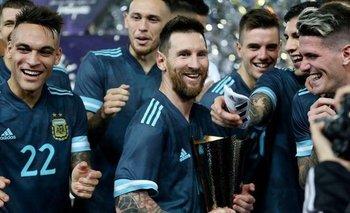 Argentina ganó el clásico sudamericano a Brasil | Argentina