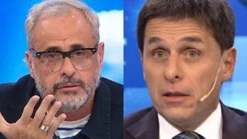 Jorge Rial cruzó a Carnota por su editorial contra Alberto Fernández | Jorge rial