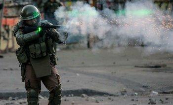 La represión de Piñera viene con balas de plomo | Sebastián piñera