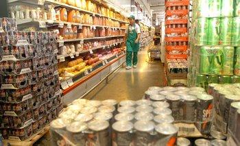 La inflación mayorista superó el 47% en el último año | Crisis económica