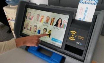 Salta: Se acerca el fin del voto electrónico | Voto electrónico