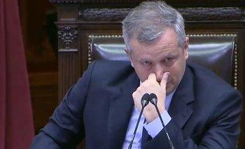 El llanto de Monzó en su última sesión en Diputados | Despedida emotiva