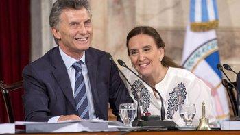 Video: el enojo de Macri con Michetti en medio de la marcha | Macri presidente