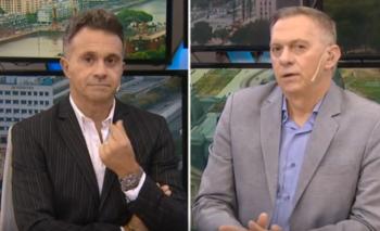 El lamentable gesto de Lapegüe contra Massa y Alberto por Riquelme | Juan roman riquelme