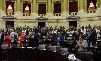 Los diputados que rechazaron la ley de cupo de músicas | Congreso