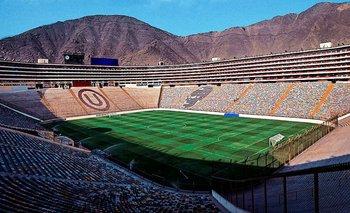 Asaltaron el estadio de la final entre River y Flamengo   Copa libertadores