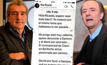 Los chats que exponen a Clarín en el caso D'Alessio | D'alessiogate