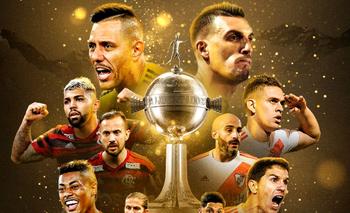 ¡Formaciones, horario y TV de River-Flamengo!   Copa libertadores