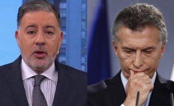 Fabián Doman estalló contra Mauricio Macri   Intratables