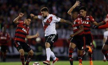 ¡Mirá en vivo la final entre River y Flamengo!   Copa libertadores