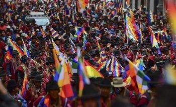 Organizaciones libres del pueblo   Golpe en bolivia