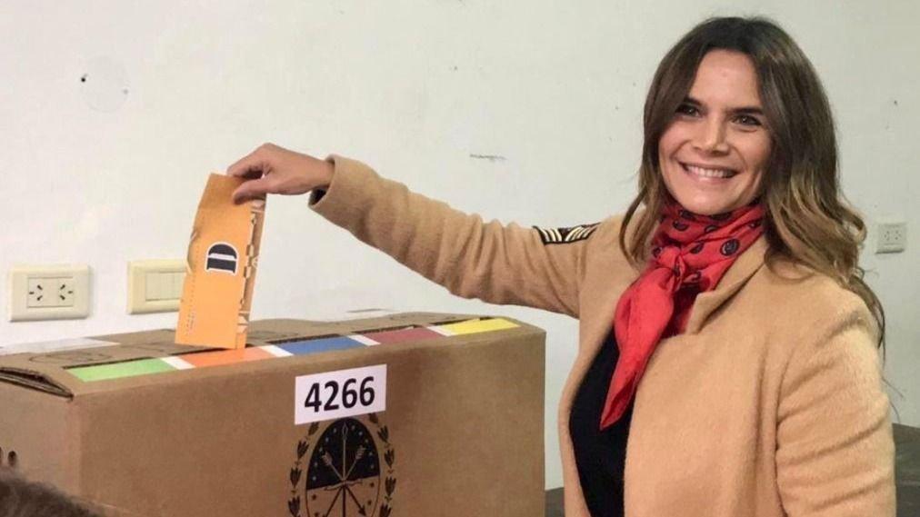 Amalia Granata abandonó el partido por el que fue elegida