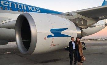 Aerolíneas desguaza su flota de larga distancia | Ajuste