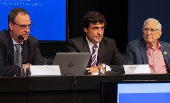 Lacunza pronosticó que la economía volverá a crecer en 2020 | Alberto presidente