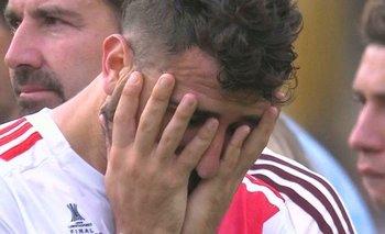 Ex jugador de River destrozó a Pratto tras perder la final | Copa libertadores