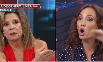 Periodista de Clarín, arrinconada en Intratables | Intratables