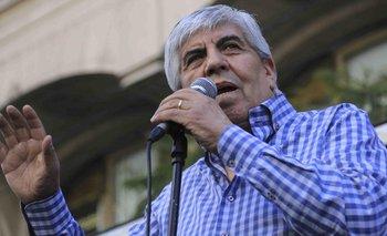 Moyano durísimo con Macri: calificó su relación con un -10 | Hugo moyano