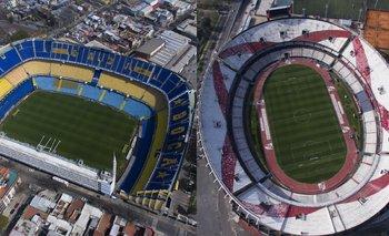 Conmebol sacó a La Bombonera de la Copa América 2020