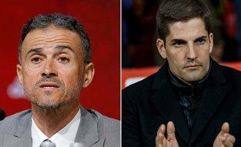 Luis Enrique denunció una traición de su ayudante | Selección española
