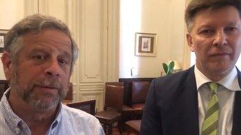 Radicales se reunieron con Rubinstein y desafían a Macri | Interna en cambiemos