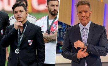 Fantino explotó contra Gallardo y se mofó de River | Copa libertadores