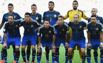 Un histórico futbolista de la Selección a punto de retirarse | Selección argentina