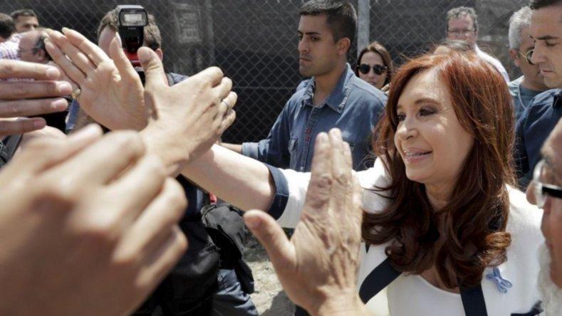 Rechazaron transmitir en vivo la indagatoria de Cristina