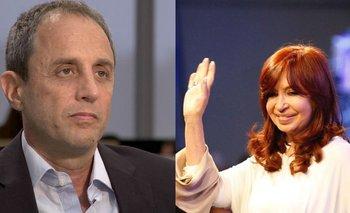 Insólita nueva teoría de Tenembaum contra Cristina Kirchner y Alberto Fernández    Medios