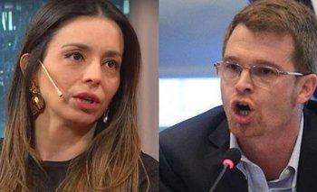 Zuvic cruzó a Massot por elogiar a Máximo Kirchner | Interna en cambiemos