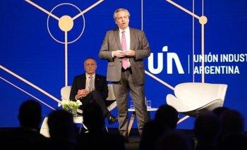 Optimismo de industriales tras el paso de Alberto por la UIA | Uia