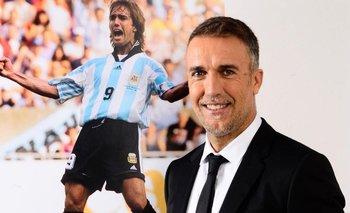 Meritocracia: El mensaje de Gabriel Batistuta que generó polémica | Fútbol