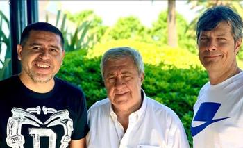 La 'opereta' del Grupo Clarín contra Jorge Amor Ameal | Boca juniors
